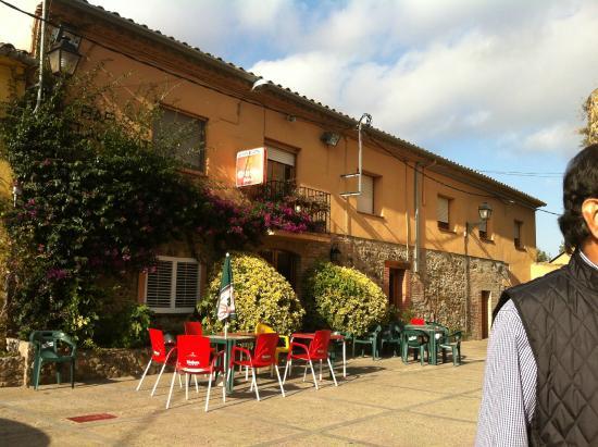 Brunyola, España: RESTAURANT EL CASTELL