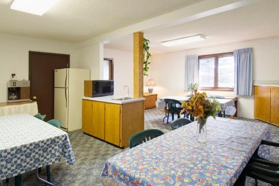 Americas Best Value Inn: Meeting Room