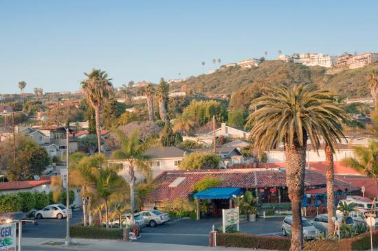 Americas Best Value Inn-San Clemente Beach: Veiw