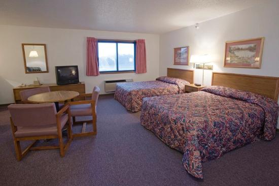 Finlayson, MN: Family Suite