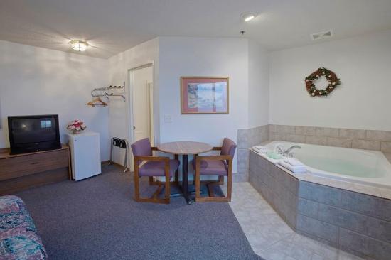Finlayson, MN: Jacuzzi Suite
