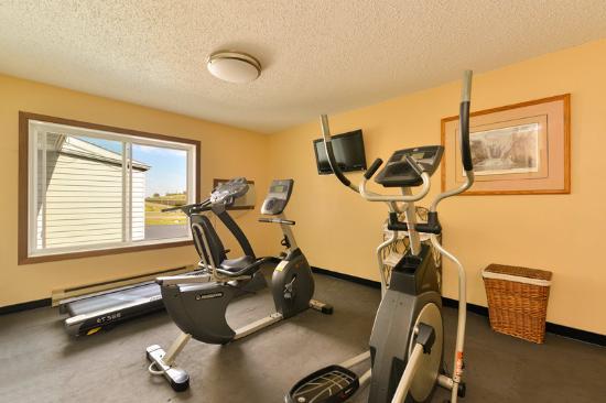 Americas Best Value Inn : Fitness Center