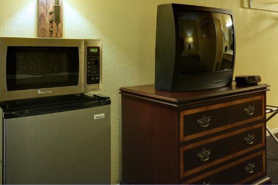 Americas Best Value Inn: Room Amenities