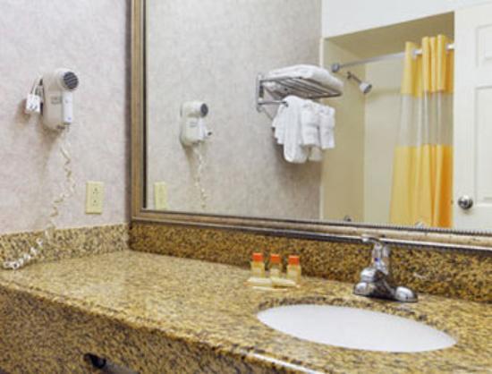 Days Inn Los Angeles LAX Airport/Venice Beach/Marina Del Ray: Bathroom