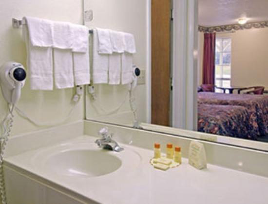 Days Inn Canton: Bathroom