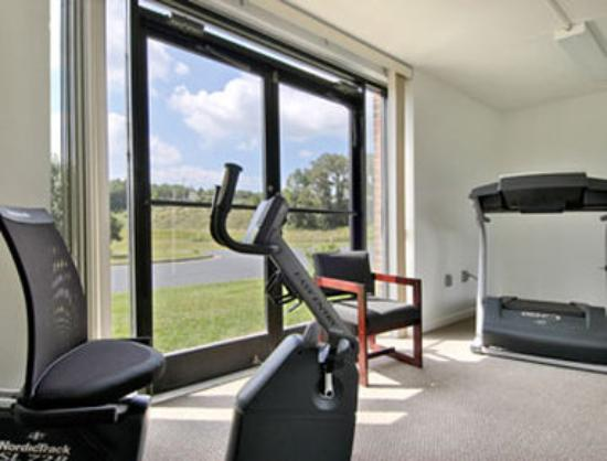 Scottish Inn: Fitness Centre