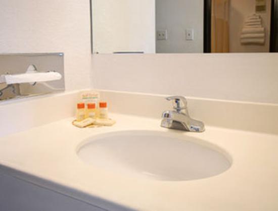 دايز إن هولندا: Bathroom