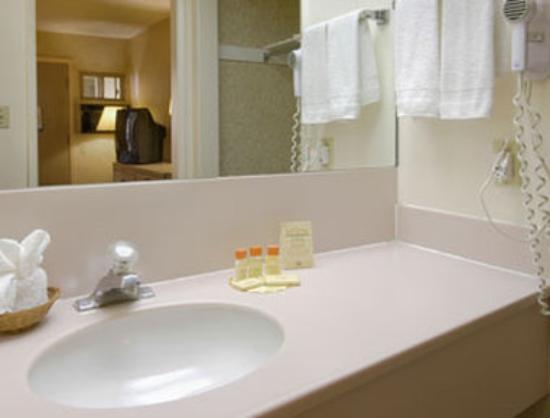 Days Inn Torrance Redondo Beach: Bathroom