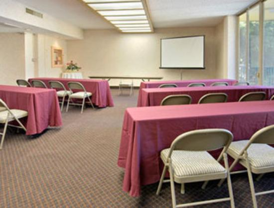 Days Inn Torrance Redondo Beach: Meeting Room