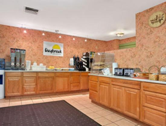 Days Inn & Suites Anaheim at Disneyland Park : Breakfast Area