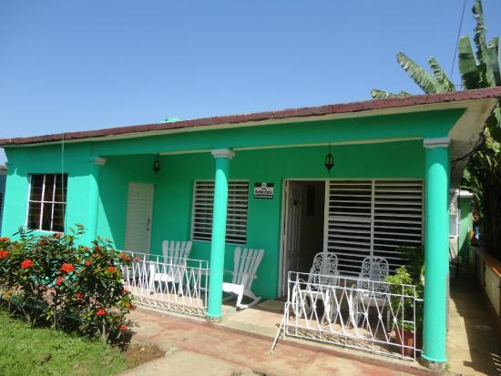 Casa Grether Carlos: Patio