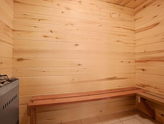 Days Inn Cortez: Sauna
