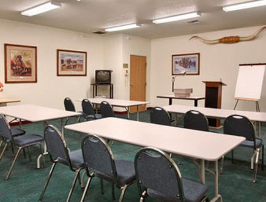 Days Inn West Yellowstone: Meeting Room