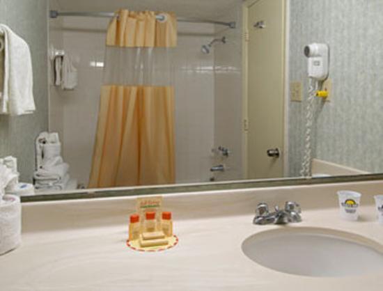 Days Inn Myrtle Beach-Grand Strand: Bathroom