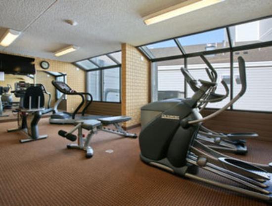 دايز إن شايان: Fitness Center