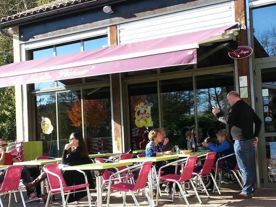 le jardin p cheur guinguette trelissac restaurant avis