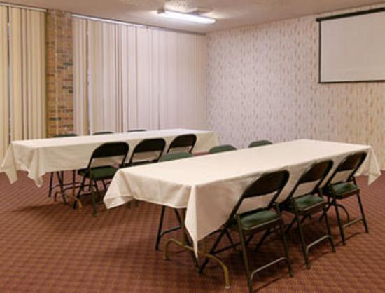 Knights Inn Rantoul: Meeting Room