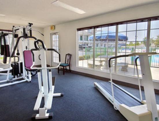 Days Inn Simpsonville: Fitness Center