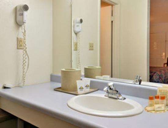 Mid Ohio Inn: Bathroom