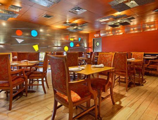 Days Inn Ridgefield: Thali Restaurant