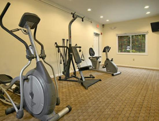Days Inn Ridgefield: Fitness Center