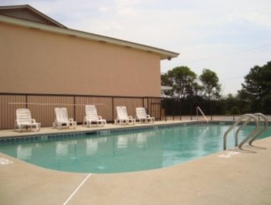 Days Inn Aiken - Interstate Hwy 20: Pool