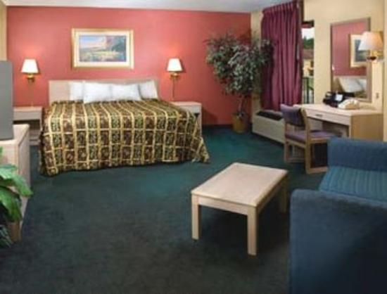 Days Inn Memphis - I40 and Sycamore View: Suite