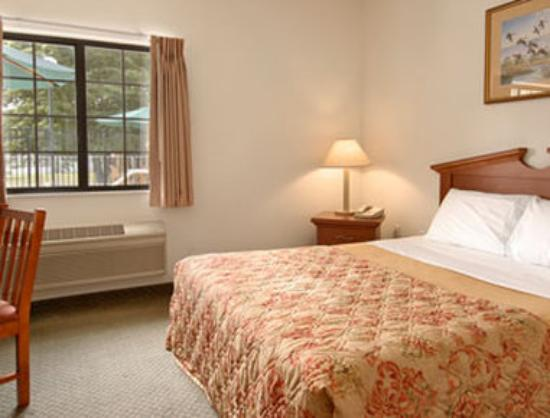 Days Inn & Suites Cambridge: Standard Queen Bed Room