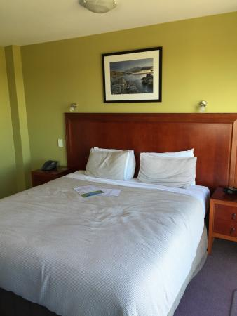 Quality Suites Kaikoura : Room 18