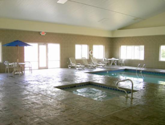 Days Inn Fremont: Hot Tub