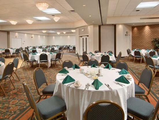 Days Inn Conference Center Southern Pines Pinehurst: Meeting Room