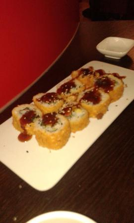 Makiman Restaurant: California roll