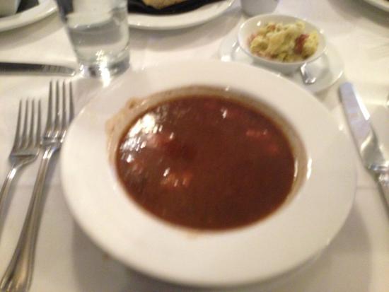 Jolies Louisiana Bistro: soup