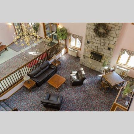 Nordic Inn Condominium Resort: Lounge