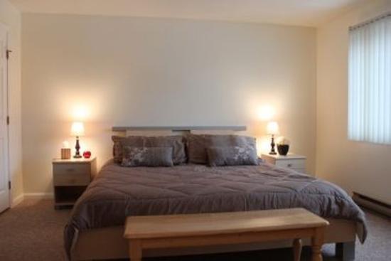 Nordic Inn Condominium Resort : Bedroom