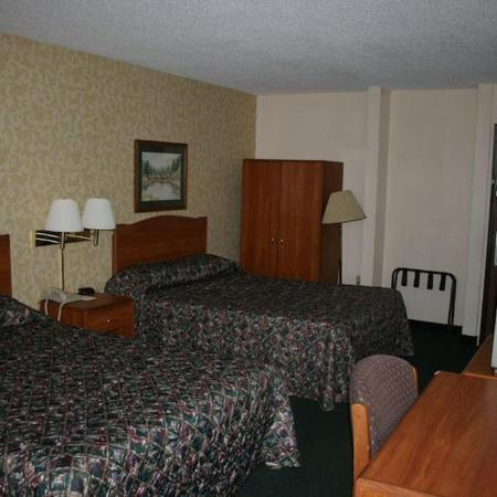 Barkers Island Inn: Double Room