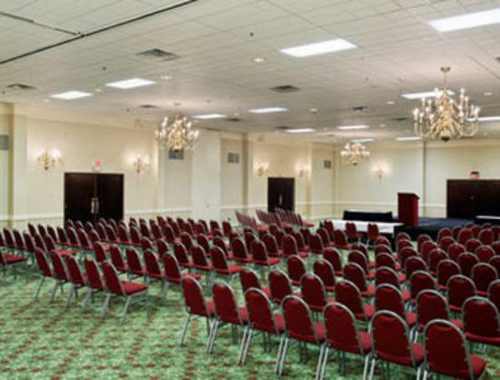 Ramada Lansing Hotel And Conference Center: Meeting Room Regency