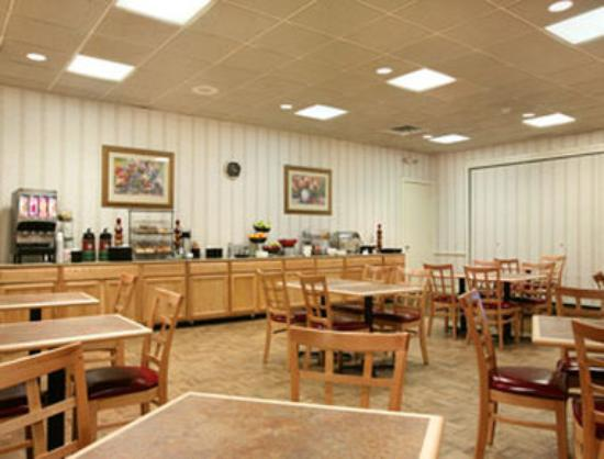 Ramada Ellsworth: Breakfast Area