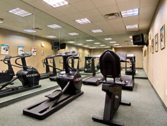 Days Inn & Suites York: Fitness