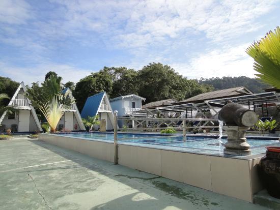 Nipah Guesthouse: Pool