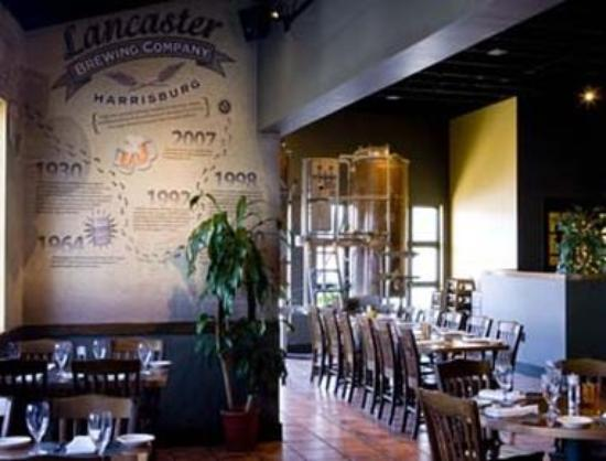 Howard Johnson Inn Harrisburg: Lancaster Brewing Company Restaurant