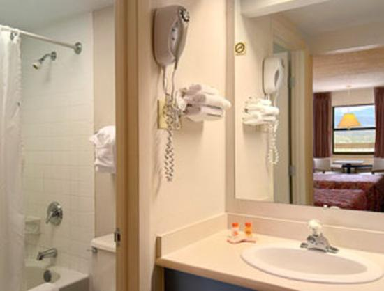 Howard Johnson Colorado Springs : Standard Bathroom