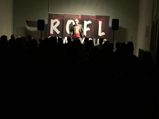 Rofl Comedy Club