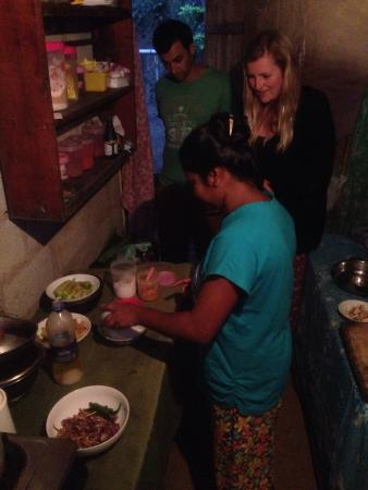 Village View: The most authentic cookery course we have ever experienced, learning to cook traditional dishes