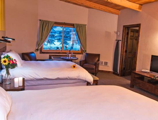 Mount Princeton Hot Springs Resort: Lodge