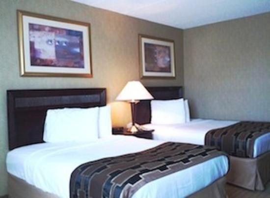 America's Best Inns & Suites: TwoDoubleBedsSM