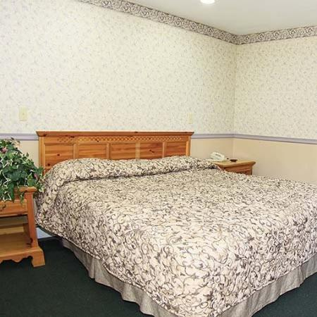 Parsippany Inn and Suites: Single Bed