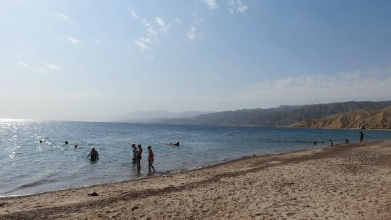Movenpick Resort Taba: Пляж