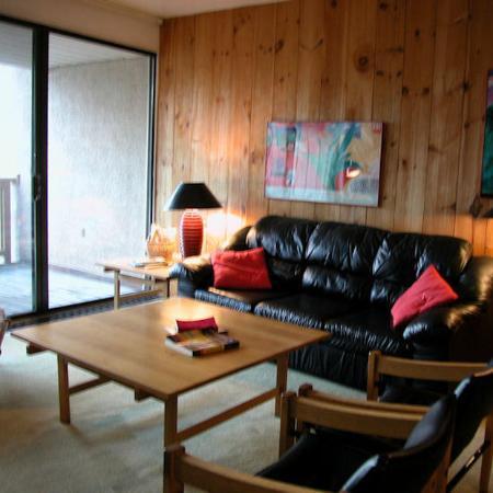 Notch Brook Condominiums : Living Room