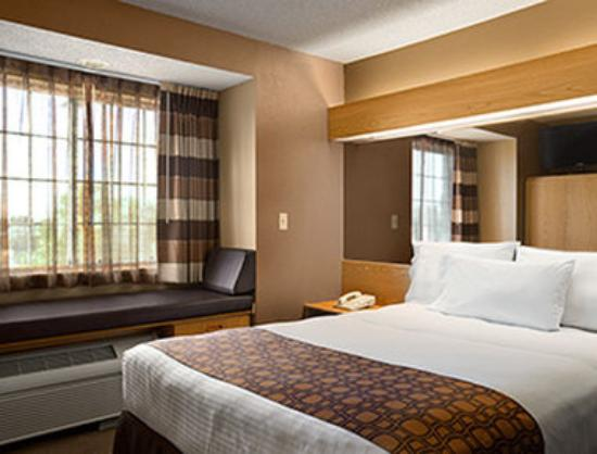 Microtel Inn & Suites by Wyndham El Paso Airport: One Queen Bed Room